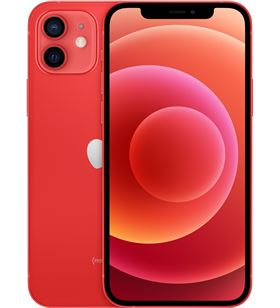 Smartphone Apple iphone 12 256gb/ 6.1''/ rojo MGJJ3QL/A - APL-IPHONE MGJJ3QLA