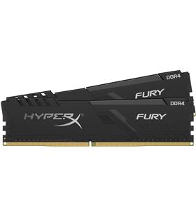 Memoria ram kiNgston hyperx fury 2 x 8gb/ ddr4/ 2666mhz/ 1.2v/ cl16/ dimm HX426C16FB3K2/1 - HX426C16FB3K216