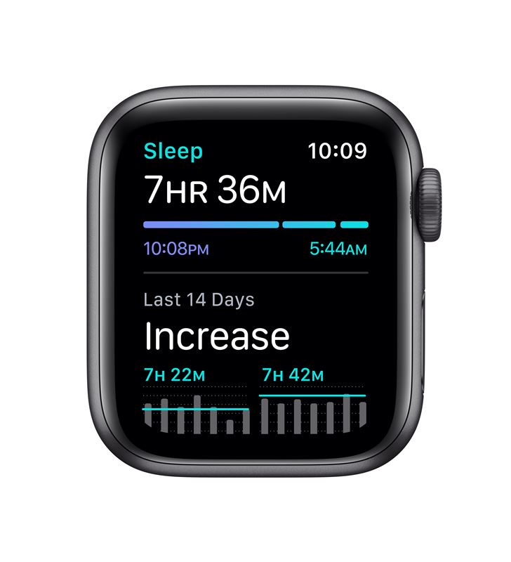 Apple watch se 40mm gps caja aluminio gris espacial con correa negra sport MYDP2TY/A - 85937369_0769035994