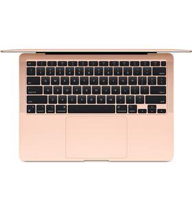 Apple macbook air 13.3 chip m1 8core cpu/7core gpu/8gb/256gbgb - oro - mgn MGND3Y/A - MGND3YA
