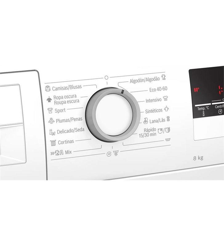 Bosch WAN28281ES lavadora de carga frontal 8kg c blanca - WAN28281ES--