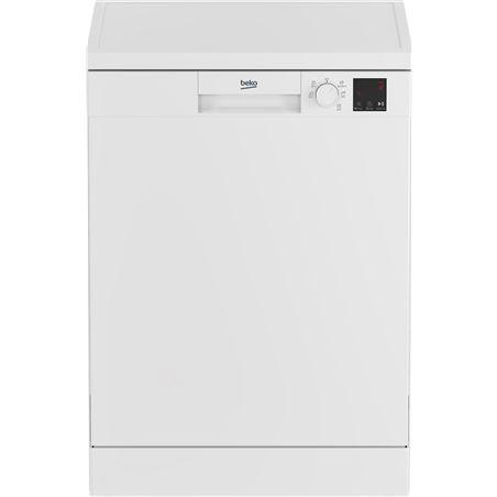 Beko DVN05320W lavavajillas 13 cubiertos 5 programas 60 cm clase e - 7698663977-LO1-20200429-105150