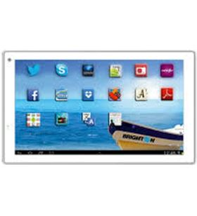 Brigmton BTPC1016QCB tableta digital btpc-1016qc 10,1'' blanca btpc_1016qc_b - BTPC_1016QC_B