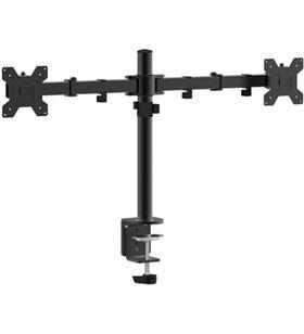 Approx SMD02 soporte de mesa con doble brazo articulado - para pantallas - APPSMD02