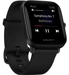 Xiaomi amazfit bip u negro smartwatch 1.43'' táctil gps glonass bluetooth p AMAZFIT BIP U B - AMAZFIT BIP U BLACK