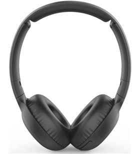 Auriculares inalámbricos Philips tauh202/ con micrófono/ bluetooth/ negros TAUH202BK/00 - TAUH202BK00