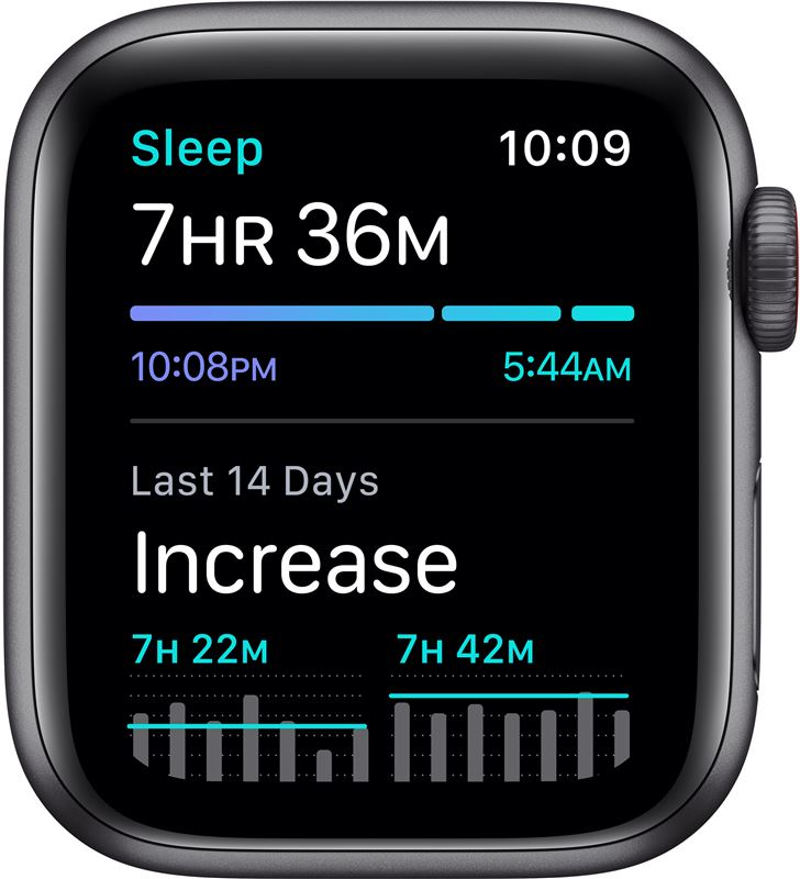 Apple MYEK2TY/A watch se 40mm gps cellular caja aluminio gris espacial con correa neg - 85937371_2499410339