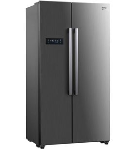 Beko GNO4331XP n frigorífico americano a++ acero inoxidable - 8690842397844