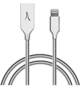 Sihogar.com akashi altcablamfisil plata cable usb a lightning 1 metro - +21666