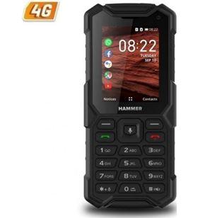 Myphone HAMMER 5 SMART negro móvil 4g resistente ip68 dual sim 2.4'' tft cá - +21811