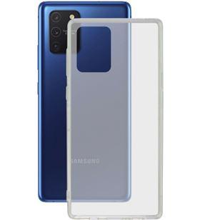 Funda flex ksix para Samsung galaxy s10 lite transparente L8644FTP00 - CONL8644FTP00