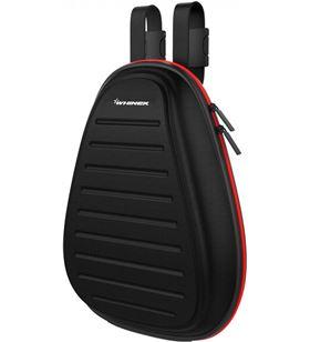 Sihogar.com W-BOLSA-BACK whinck negro rojo bolsa de transporte para manillar de patinet - +22121