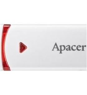 Acer AP32GAH333W pendrive ap ah333 32gb chic ivory white - usb 2.0 - compatible windows/ - AP32GAH333W