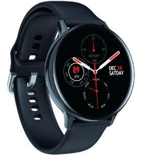 Reloj inteligente Innjoo lady eqis r black - notificaciones - ritmo cardiac IJ-EQIS R BK - INN-RELOJ EQIS R BK