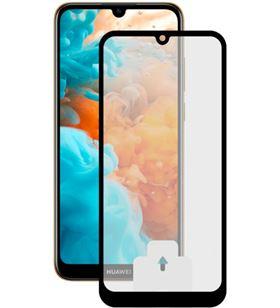 Protector pantalla Ksix huawei y6/y6s 2019 borde negro B0795SC30N - B0795SC30N