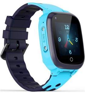 Reloj inteligente con localizador para niños Innjoo kids watch 4g blue - pa IJ-KIDS WA 4G B - IJ-KIDS WA 4G BLUE