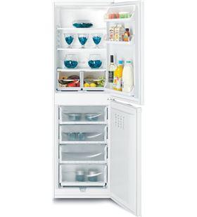 Indesit CAA 55 1 frigorífico combinado caa 551 clase f - CAA 55 1