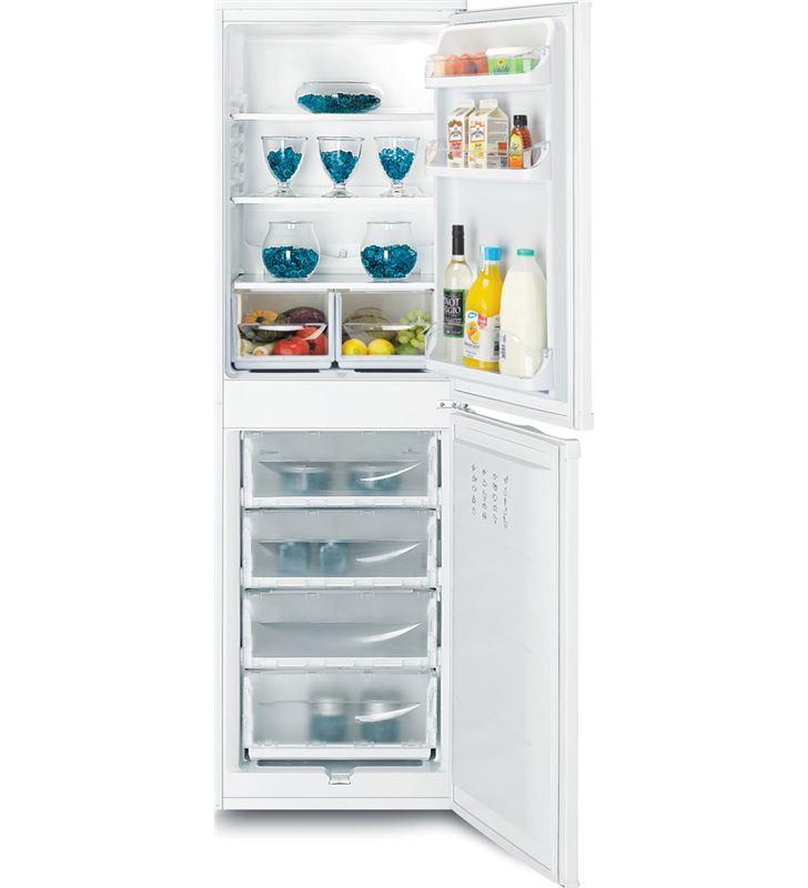 Indesit frigorífico combinado CAA 55 1 Frigoríficos combinados - CAA 55 1