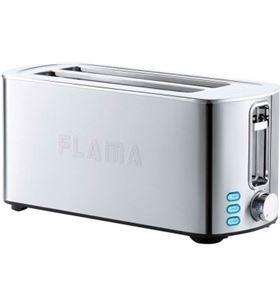 Sihogar.com tostador de pan flama 969fl - 1400w - 2 ranuras largas - termostato 6 posic - FLA-PAE-TOS 969FL