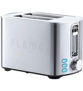 Sihogar.com tostador de pan flama 962fl - 850w - 2 ranuras extra anchas - termostato 6 - FLA-PAE-TOS 962FL