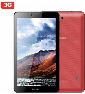 Tablet Innjoo f704 7''/ 1gb/ 16gb/ 3g/ roja IJ-F704-RED - INN-TAB F704 RED