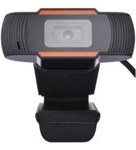 Webcam Leotec meeting webcam 720p - cmos 0.3mpx - max. res. 1280*720 - auto LEWCAM1002 - LEO-WEB LEWCAM1002
