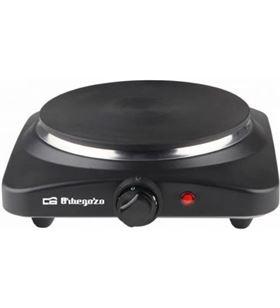 Placa eléctrica de cocina Orbegozo pe 2810 - 1500w - ø18.5cm - termostato r 16551 O - 16551 O