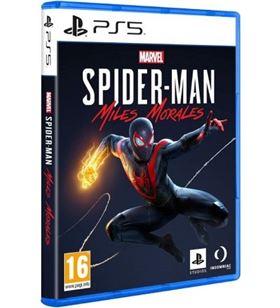 Sony 9837725 juego para consola ps5 marvel's spider-man: miles morales - 9837725