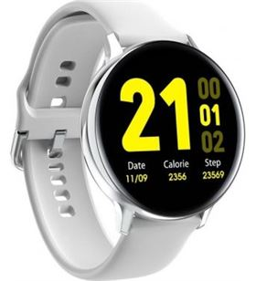 Reloj inteligente Innjoo lady eqis r silver - pantalla 3.5cm - bt 4.0 - not IJ-EQIS R SILVE - IJ-EQIS R SILVER
