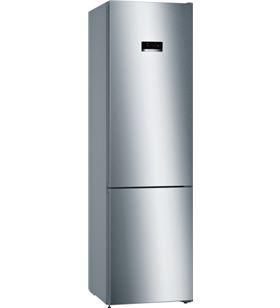 Bosch KGN393IDB combi nofrost 203cm inox Frigoríficos combinados - KGN393IDB