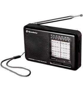 Sihogar.com radio portatil analogica roadstar tra-2989 - am / fm / sw - salida auricula - ROAD-RADIO TRA-2989