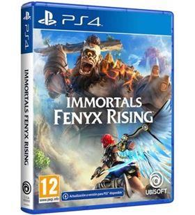Juego para consola Sony ps4 immortals fenyx rising 300112316 - SONY-PS4-J IMMFR