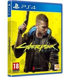 Juego para consola Sony ps4 cyberpunk 2077 edición day one 113977 - 113977