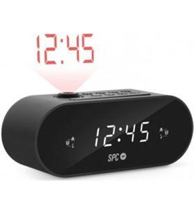 Spc 4586N despertador frodi max/ radio fm Radio - SPC-DES 4586N