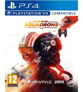 Sony juego ps4 star wars: squadrons s4swsq Juegos - S4SWSQ