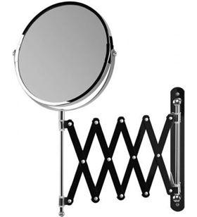 Orbegozo -ESP ESP6000 espejo cosmético de pared esp 6000/ telescópico/ doble cara/ ø17cm 17564 - ORB-ESP ESP6000