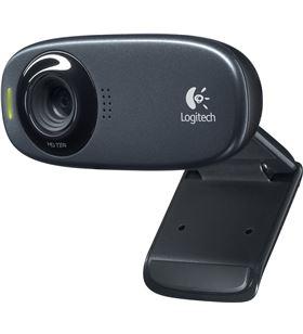 Webcam Logitech c310 - hd 720p - fotos 5mpx - video hasta 1280x720 - micróf 960-001065 - LOG-WEB 960-001065
