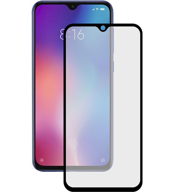 Xiaomi B9068SC07N protector extreme ksix mi 9 se cristal templado negro - B9068SC07N
