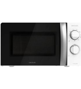 Cecotec 2501369 microondas proclean 2110/ 700w/ capacidad 20l/ función grill/ negro - 2501369