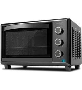 Horno de sobremesa Cecotec bake and toast 570 4pizza/ 1500w/ capacidad 26l/ 200229805 - 200229805