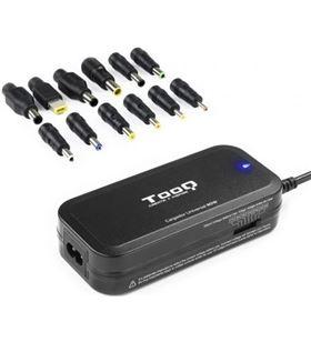 Sihogar.com cargador de portátil tooq tqlc-90bs02m/ 90w/ manual/ 12 conectores/ voltaje - TOO-CAR TQLC-90BS02M