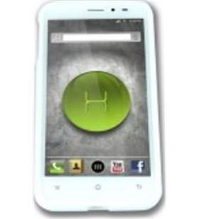 3go funda droxio c45 blanco droxioc45blanco Terminales smartphones - 08153816