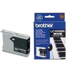 Tinta negra Brother 240/440/465/350 LC1000BK Otros productos consumibles - 4977766643870