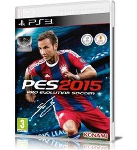 Sony juego ps3 pro evolution soccer 2015 57452 Juegos - 4012927057452