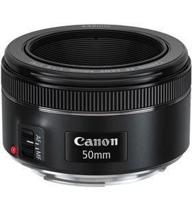 Canon objetivo ef-50 mm 1.8 ef50mm18 Accesorios fotografía - EF50MM18