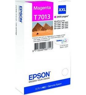 Epson t-7012 azul t7012 Fax digital cartuchos - 8715946490090
