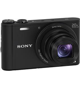 Camara Sony DSCWX350BCE3, 18,2mpx, nfc, wifi Cámaras fotografía digitales - DSCWX350B