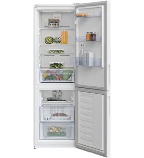 Beko RCNA366K34WN frigorífico combi clase f 185,2x59,5 no frost - 5944008923204
