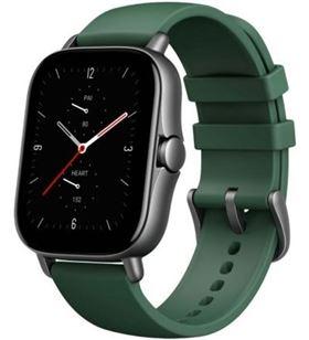 Amazfit GTS 2E MGREEN smartwatch huami gts 2e/ notificaciones/ frecuencia cardíaca/ gps/ - GTS 2E MGREEN