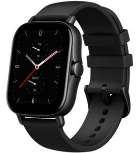 Smartwatch huami Amazfit gts 2e/ notificaciones/ frecuencia cardíaca/ gps/ GTS 2E MBK - HMI-RELOJ GTS 2E MBK